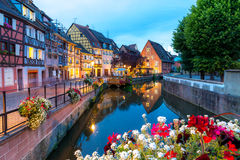 Colmar France Royalty Free Stock Images