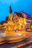 Colmar Francia Foto de archivo libre de regalías