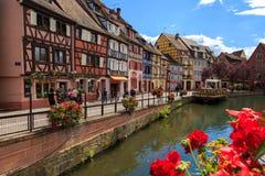 Colmar, Francia Fotografia Stock Libera da Diritti