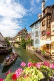 Colmar Francja Obrazy Royalty Free