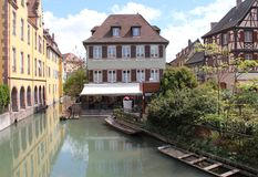 Colmar (Frankreich) lizenzfreie stockbilder