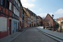 Colmar, Frankreich Lizenzfreie Stockfotos