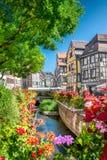 Colmar, Frankreich stockbild