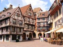 Colmar, Frankrijk Royalty-vrije Stock Afbeeldingen