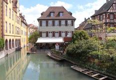 Colmar (Frankrijk) Royalty-vrije Stock Afbeeldingen