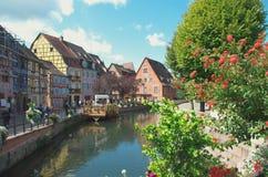 Colmar, Frankrijk Stock Afbeelding