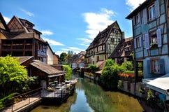 Colmar, French destination Stock Photos