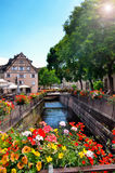 Colmar, French destination Royalty Free Stock Image