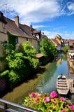 Colmar, French destination Royalty Free Stock Photo