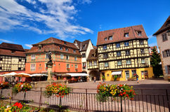 Colmar, French destination Stock Photography