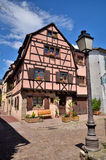 Colmar, French destination Royalty Free Stock Images