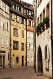 Colmar gammal stad, Frankrike royaltyfri foto