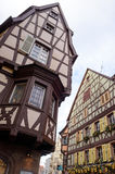 Colmar Houses, France Royalty Free Stock Images