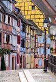 Colmar Houses, France Stock Photos