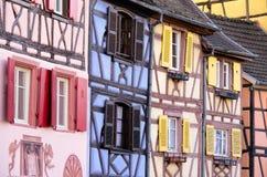 Colmar Houses, France Stock Photo