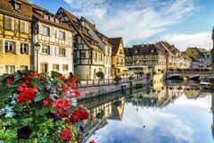 Colmar, l'Alsazia, Francia immagine stock