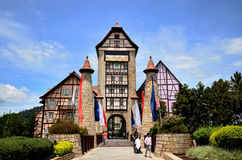 Colmar Tropical, Bukit Tinggi Resort Stock Image