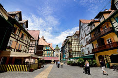 Colmar Tropical, Bukit Tinggi Resort Stock Photography