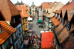 Colmar Tropicale Royalty Free Stock Image