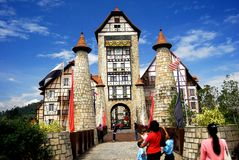 Colmar Tropicale Royalty Free Stock Images