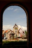 Colmar Tropicale Photo stock