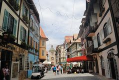 Colmar Tropicale Immagine Stock