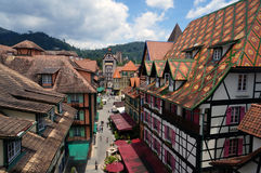 Colmar Tropicale at Berjaya Hills Stock Photo