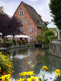 Colmar - Venecia pequena Imágenes de archivo libres de regalías