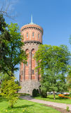 Colmar water tower, Alsace, France Royalty Free Stock Photography