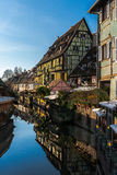 Colmar - Weinig Venetië - Romantik-Hotel Royalty-vrije Stock Afbeelding
