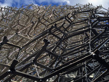 A colmeia, jardins de Kew Imagens de Stock