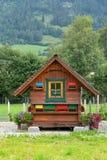 Colmena en Austria, apicultura fotografía de archivo libre de regalías
