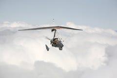 Colmo sobre las nubes Imagen de archivo