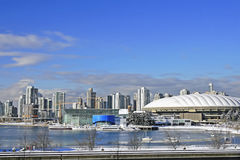 Coloc BC o estádio, Vancôver Imagem de Stock Royalty Free