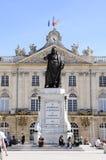 Coloc Estanislau (Nancy - France) Foto de Stock Royalty Free
