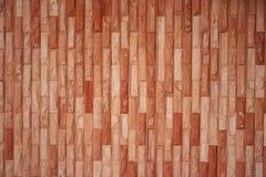 Colocação da pedra decorativa. Fotos de Stock