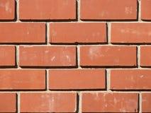 Colocação de uma parede de um tijolo Fotografia de Stock Royalty Free
