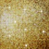 Coloeful esquadra o mosaico brilhante com a luz. EPS 8 Fotografia de Stock Royalty Free