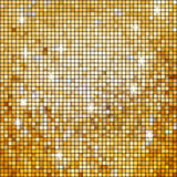 Coloeful squares bright mosaic with light. EPS 8 Stock Images