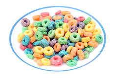 Colofrul cereal Stock Images