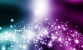 Coloful background. Colorful background with some blurred lights on it Royalty Free Stock Images