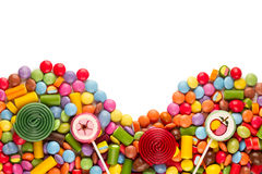 Coloful candy Royalty Free Stock Image