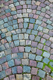 Coloful cobblestone Royalty Free Stock Photos