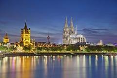 cologne Германия Стоковое Изображение