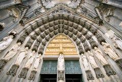 cologne собора Стоковые Изображения