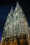 cologne собора Стоковая Фотография RF