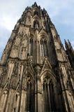 cologne собора стоковые фотографии rf