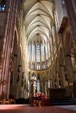 cologne собора Стоковая Фотография
