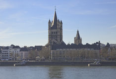 Cologne Royalty Free Stock Photo