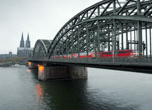Cologne Royalty Free Stock Photos